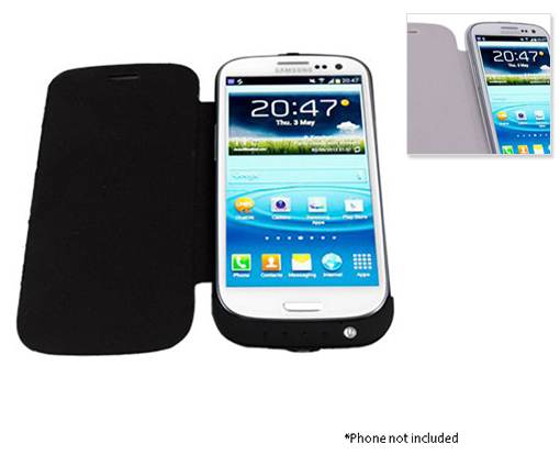 Samsung Galaxy S3 External Battery Case