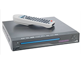 2.1 Channel DVD Player