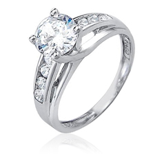 1 Ct. Diamond Ring