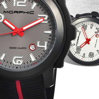 Morphic Swiss Quartz Men's Watch