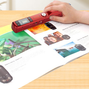 VuPoint Solutions Portable 900DPI Scanner