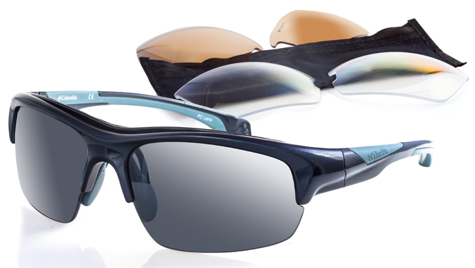Columbia Peak X Men's Sunglasses