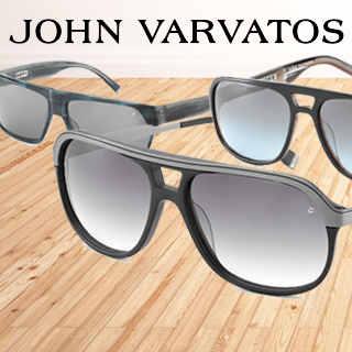 John Varvatos Men's Sunglasses