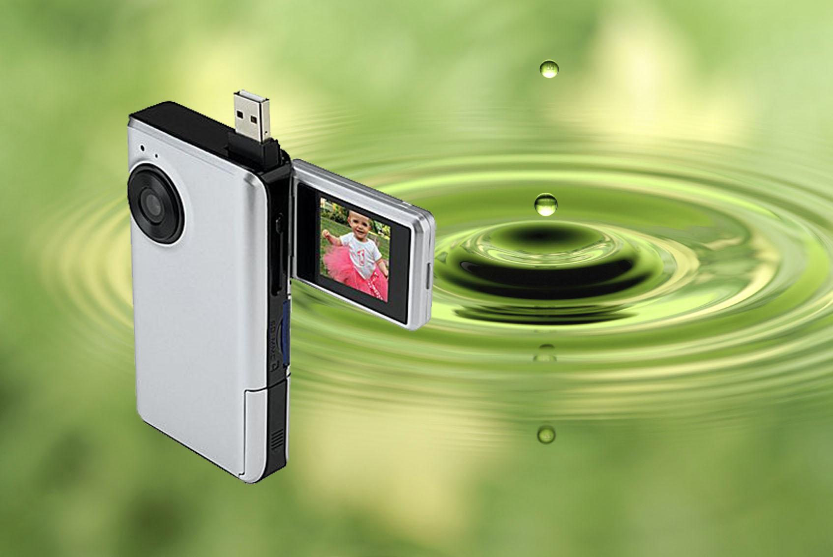 SideShot 3.0 MegaPixel USB Video Camera