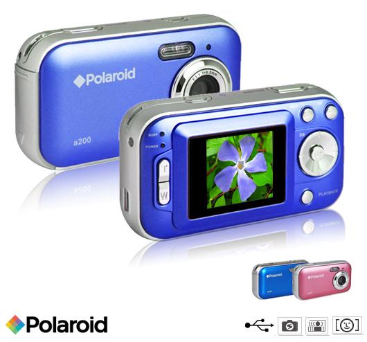 Polaroid CAA-200