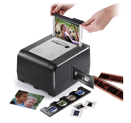 Pacific Image Scanner