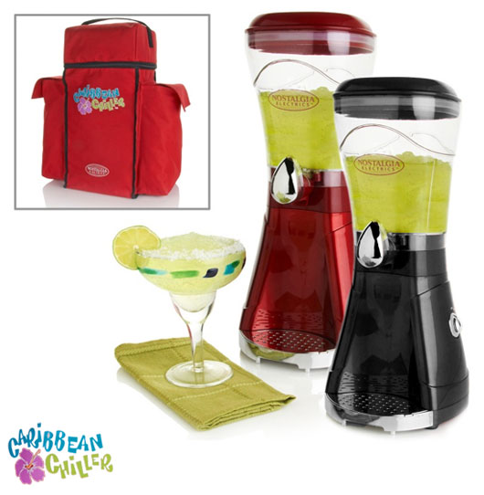 caribbean chiller frozen drink machine