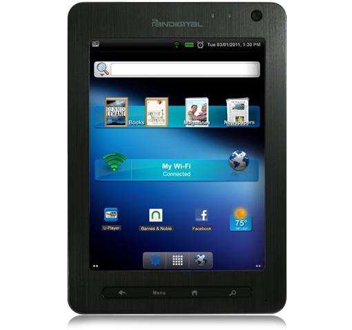 Pandigital Nova Tablet