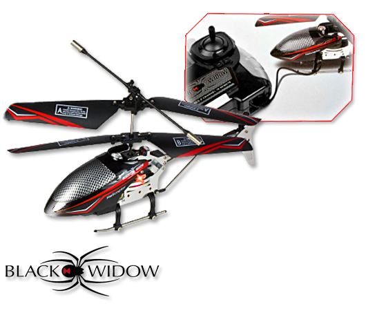 Black Widow Helicopter