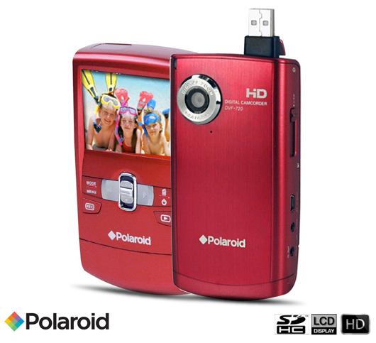 Polaroid Camcorder