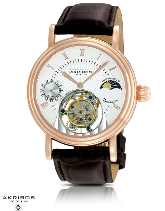 Akribos Tourbillon