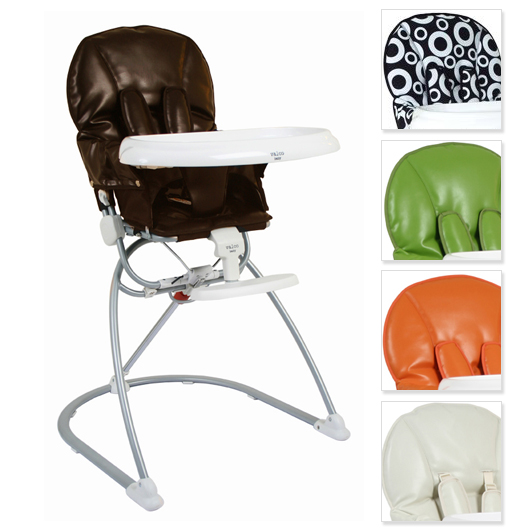 1 Sale A Day Deals Baby Astro Portable Folding High Chair ONLY $79 99