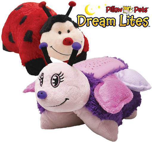 Dream Lites + Pillow Pets