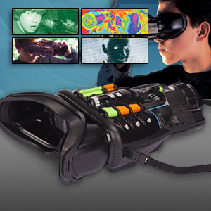 Jakks Pacific Ultra Night Vision Goggles With 50-Foot Night Vision, Record Mode