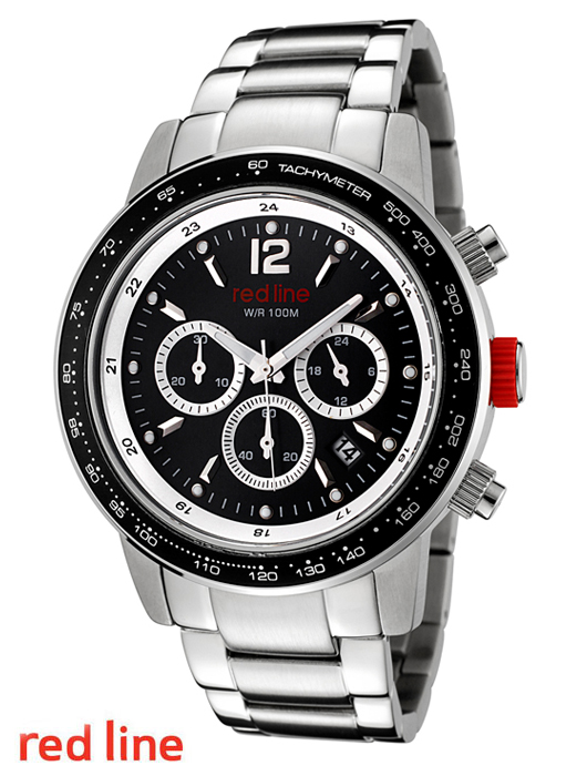 shop line meter collection chronograph 100m stainless