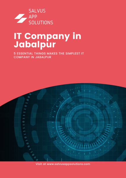 Looking For an Honest IT company in Jabalpur