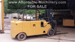 Used Large Capacity Forklifts For Sale (Fork Trucks)   Affordable