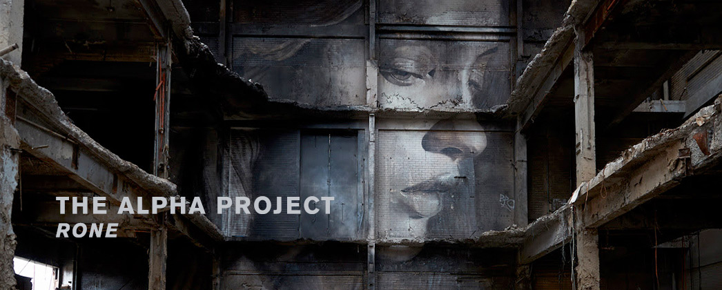 The Alpha Project by Rone