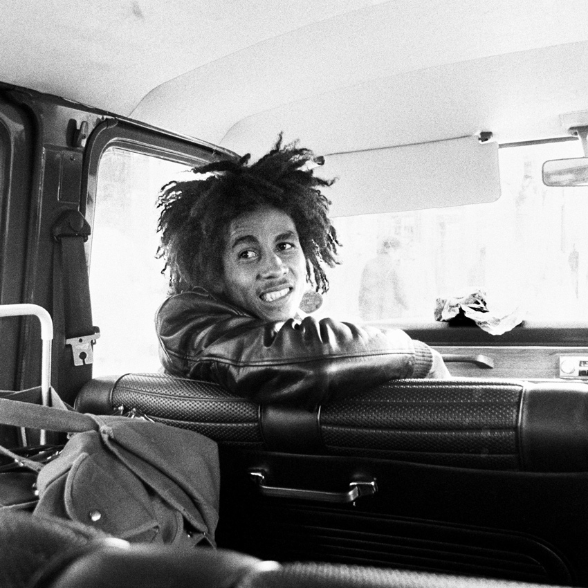 Legendary Photographer Dennis Morris Iconic Shots Of Young Bob Marley In London 1973