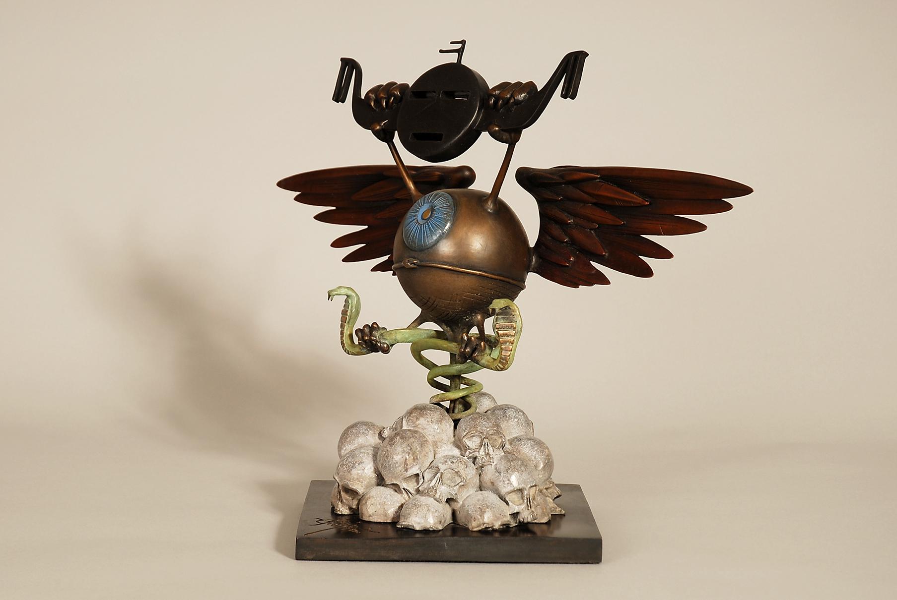RG bronze patina 1