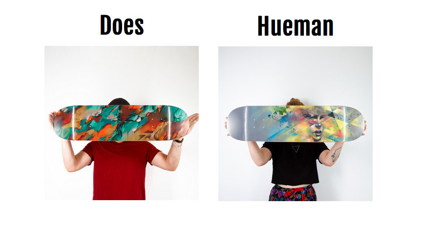 hueman-does