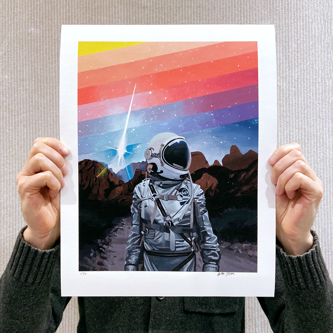 Rainbow I by Scott Listfield