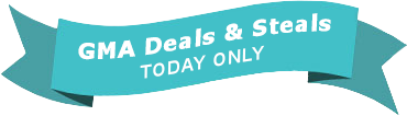 GMA Deals & Steals, TODAY ONLY