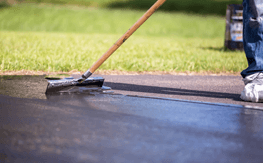 Learn how to perform asphalt driveway tasks yourself