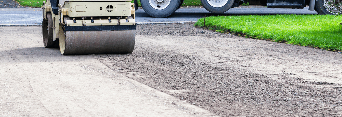 Should base be installed before an asphalt driveway is installed?