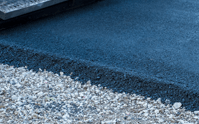 Blacktop needs to be thick enough to meet standards in the asphalt indrustry