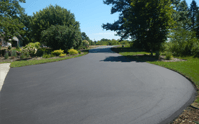 Caring for a new asphalt driveway to make it last a long time