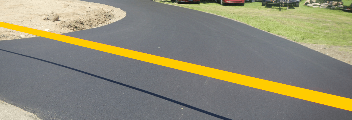 The costs of sealing an asphalt driveway