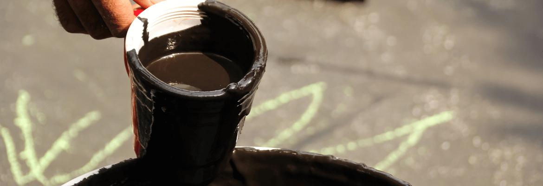 Additives can make asphalt sealer more durable