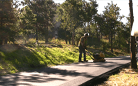 When is the best time to seal asphalt driveway?