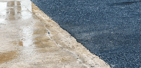 Adding asphalt on top of an existing driveway is called an overlay or capping. Not all driveways can be overlayed