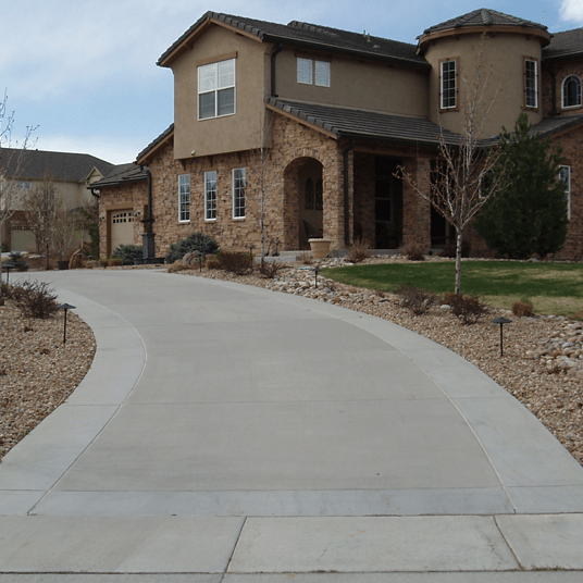 Submit a complaint about a concrete installation contractor