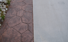 See examples and get ideas for concrete driveways