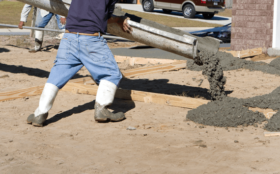 Get your questions answered about concrete driveway installation