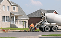 Pricing of concrete driveways