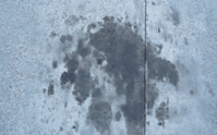 What to do about oil spots on driveways