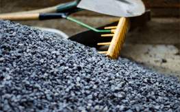 Learn how to perform gravel driveway tasks yourself
