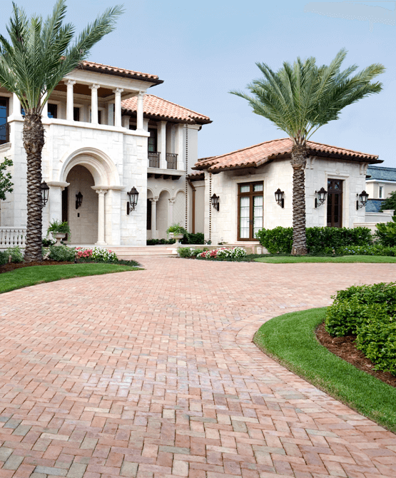 Residential interlocking paver driveway contractors {{city_county}}