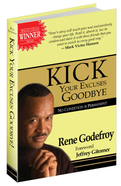 book kick your excuses Goodbye