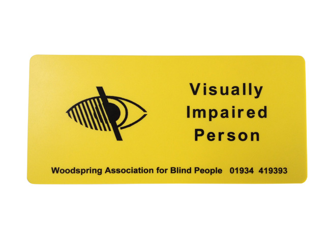 Blind and Partially Sighted