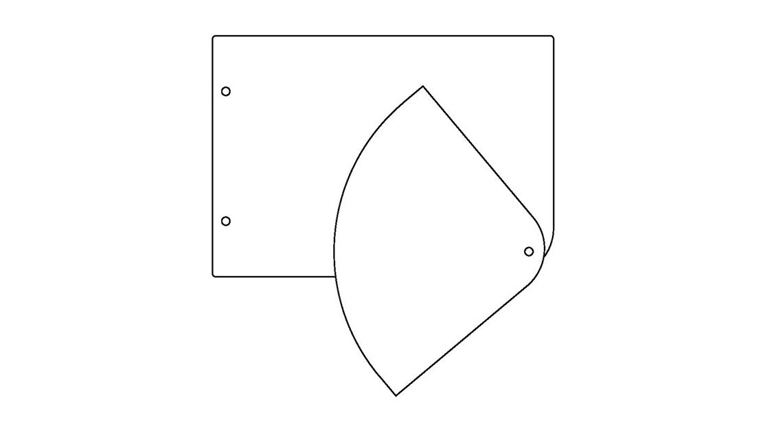 PVC Clipboard