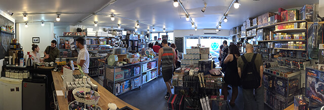 Twenty Sided Store - New Layout Panoramic