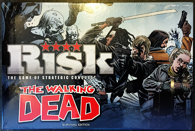 Risk:The Walking Dead