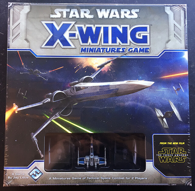 Star Wars X-Wing : The Force Awakens