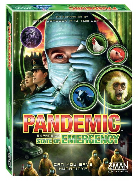 Pandemic Expansion : State of Emergency