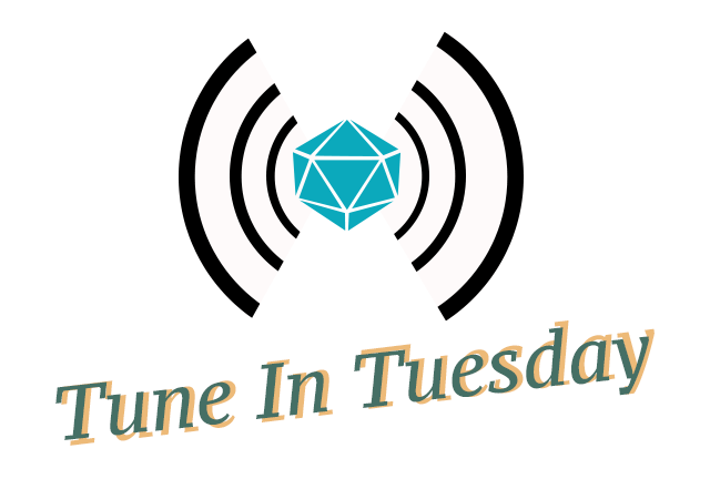Tune In Tuesday Logo